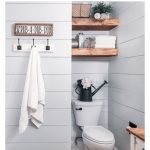 Bathroom in the farmhouse: decor, ideas, lighting and style