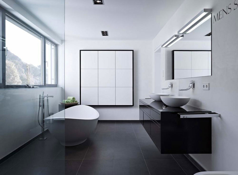 Bathroom interior inspiration that you can't get enough of