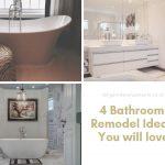 Bathtub design ideas that you will love
