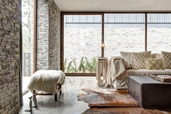 Beautiful Casa MM with a contemporary design Created by Elias Rizo Arquitectos