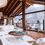 Beautiful Swiss Chalet Designed by Paul Bowyer