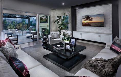 California home with a beautiful view