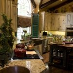 Country kitchen: designs, ideas, cabinets and decor