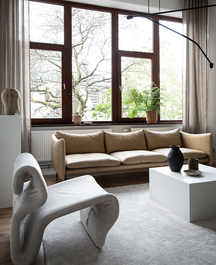 Cozy apartment in Gothenburg with a nice Scandinavian design