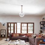 Dealing with interior design with low ceilings (solutions with low ceilings)