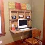 DIY wall mount desk design ideas