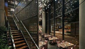 Elegant interior design in Kuala Lumpur by Blu Water Studio