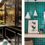 Examples of classic bathroom interior design that stand out