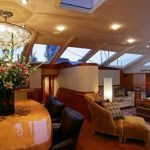 Examples of glamorous yacht interior design that will amaze you