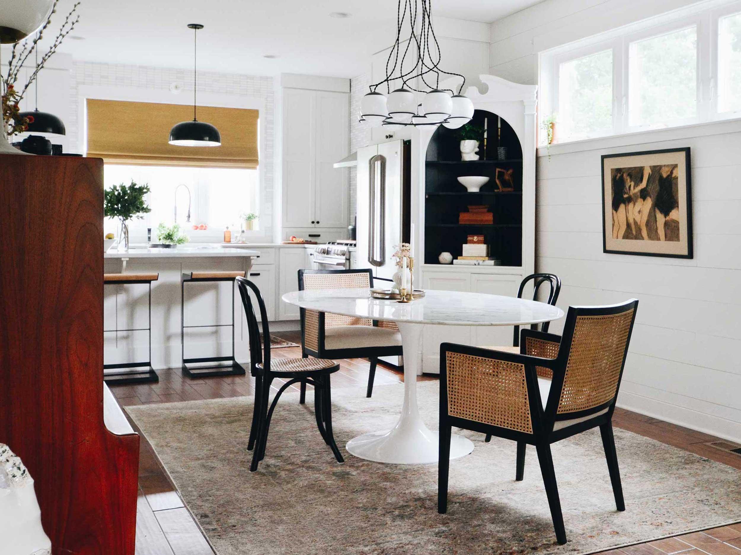 Farmhouse Interior Design Style focuses on aesthetics
