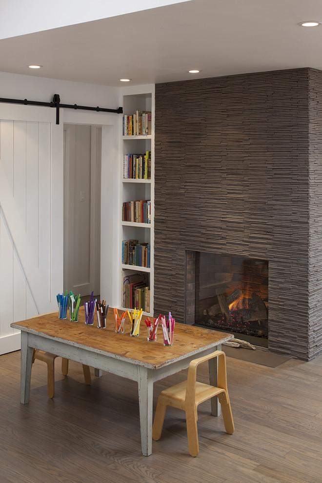 Fireplace cladding decoration ideas for a cozy home