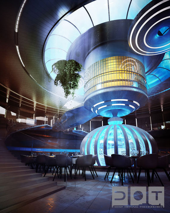 Futuristic luxury resorts that will blow your mind