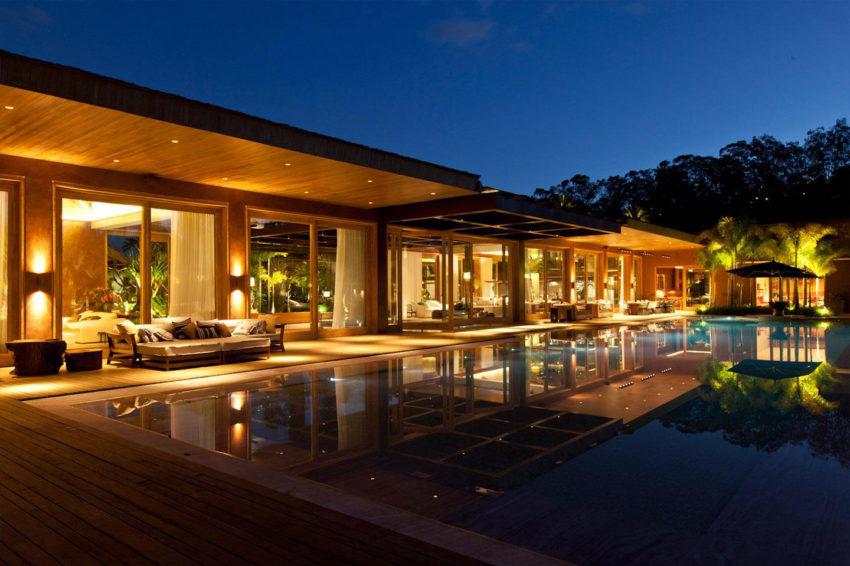 Gorgeous Nova Lima Designed by Denise Macedo Arquitetos Associados