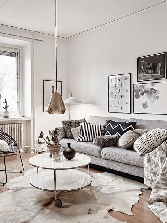 How do I design my living room interior?  Like these examples