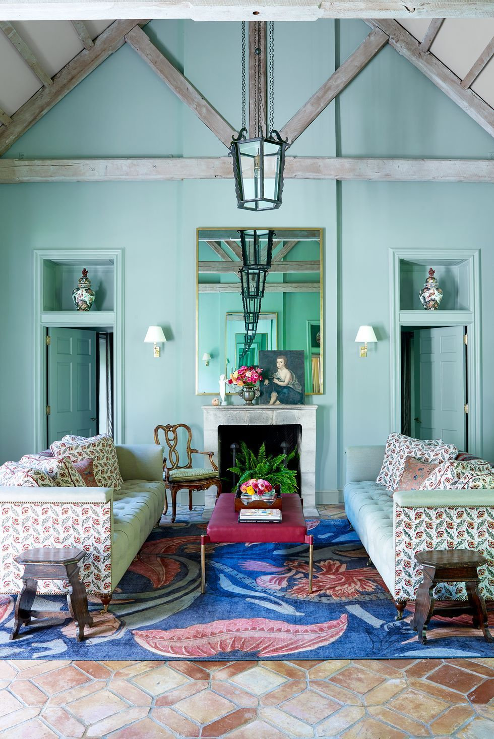 How to choose a color scheme for the rooms of your home