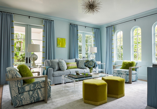 How to choose colors for house interiors