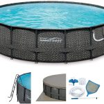 How to maintain a swimming pool in summer