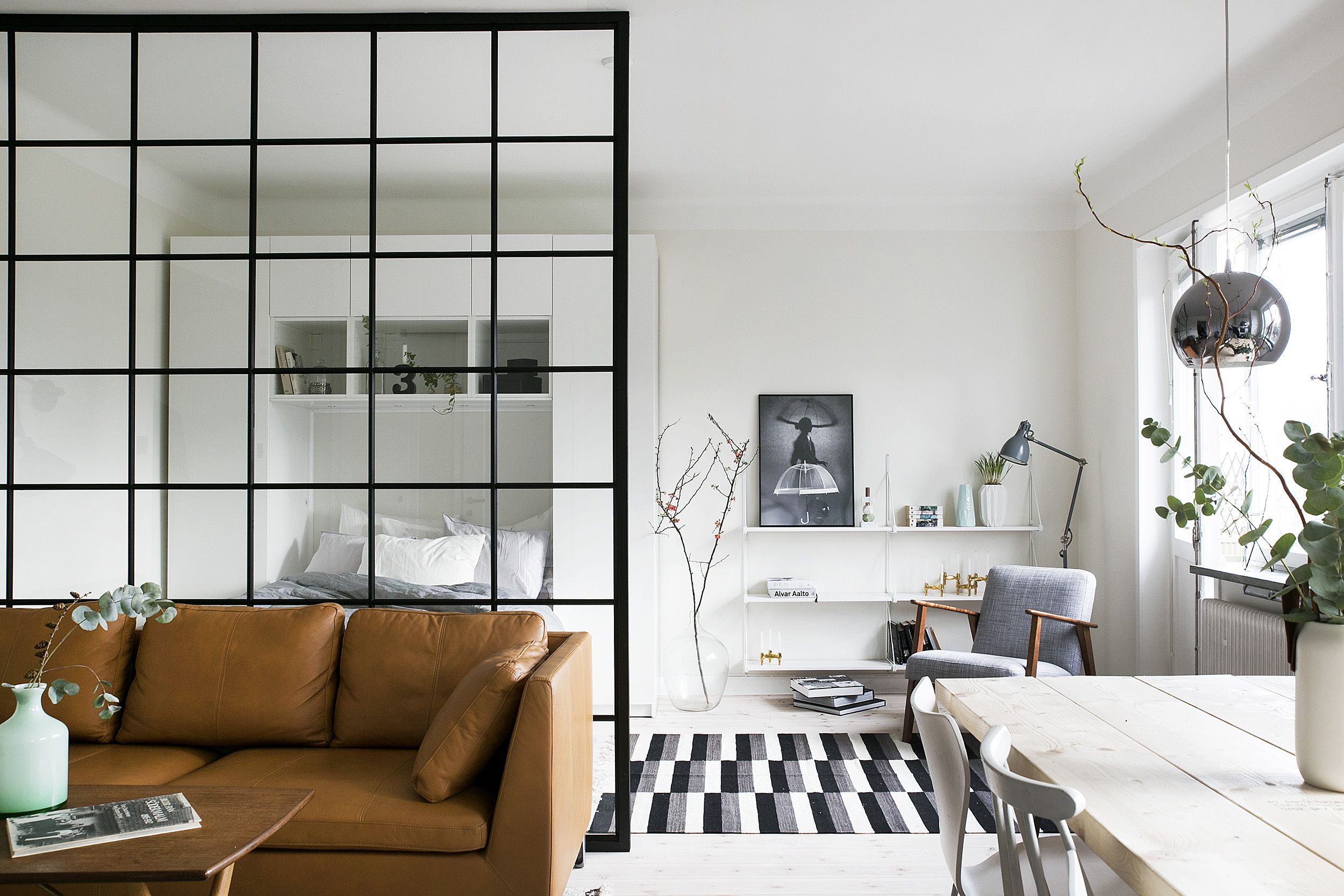 How to make the most of the space in a small house