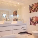 How to turn a smaller bathroom into a luxurious haven