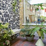How to use small outside space