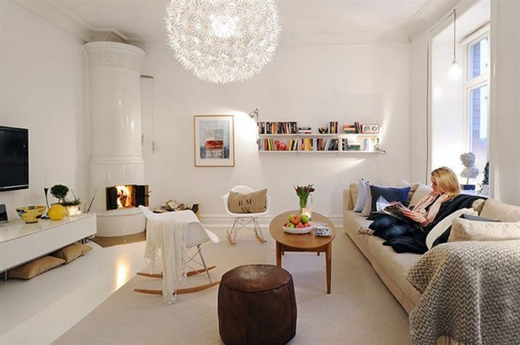 Interesting interior design ideas for an apartment