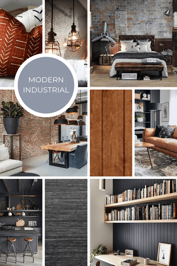 Interior design style guide and ideas