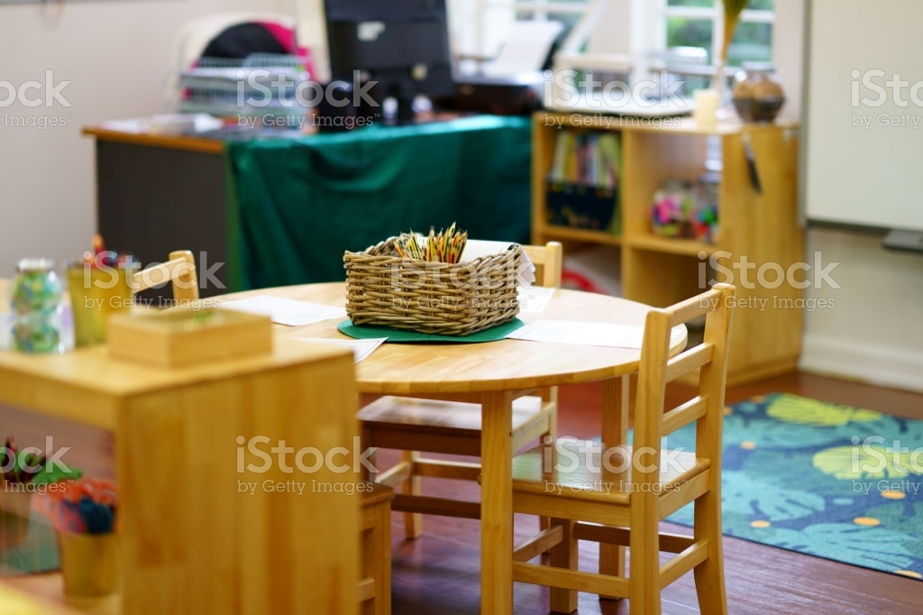 Kindergarten furniture essentials for the new family member