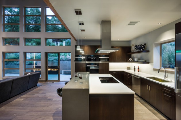 Kitchen Interiors pictures with beautiful styles