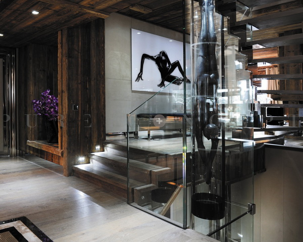 Luxurious Chalet Brickell designed by Pure Concept