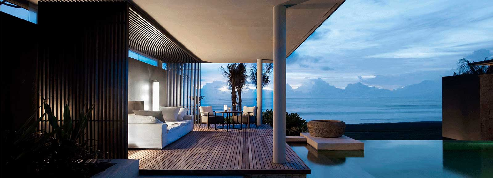 Luxurious villas that will take your breath away