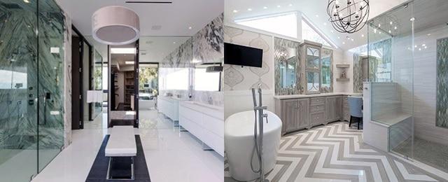 Main bathroom interior design to help you create something great