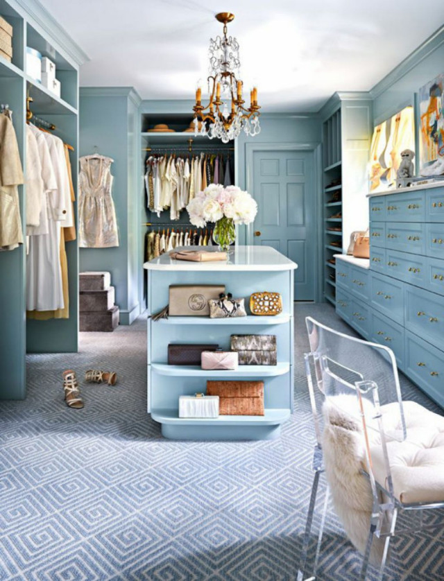 Master bedroom closet design ideas