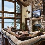 Modern and rustic living room design ideas that you will like