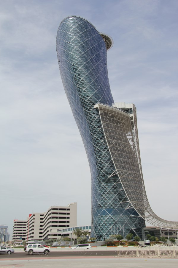 Modern architecture: Modern buildings with cool architecture