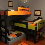 Modern bunk bed designs and ideas for your child's room