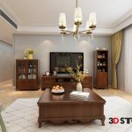 Modern European style and European interior design