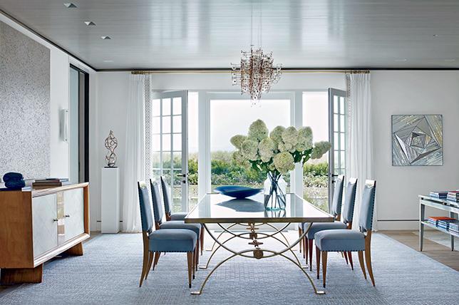 Modern interior design furniture