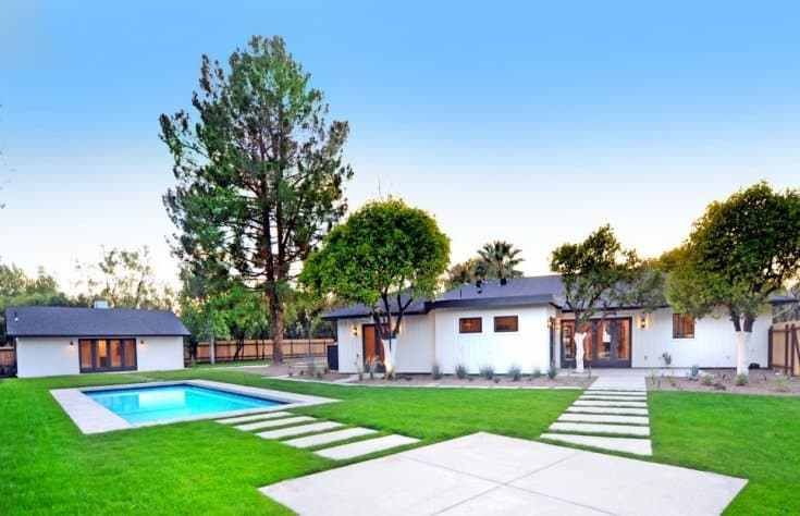Modern style for a classic ranch