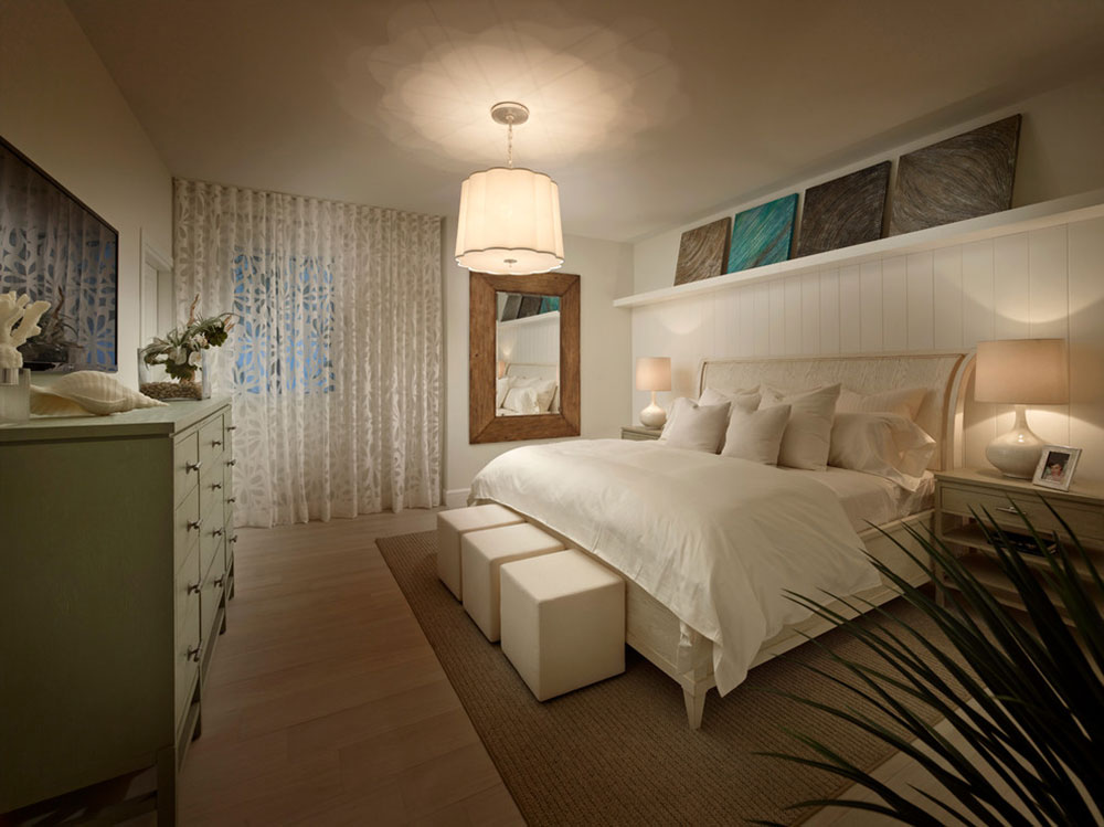 Newlyweds bedroom design ideas are meant to help the couple
