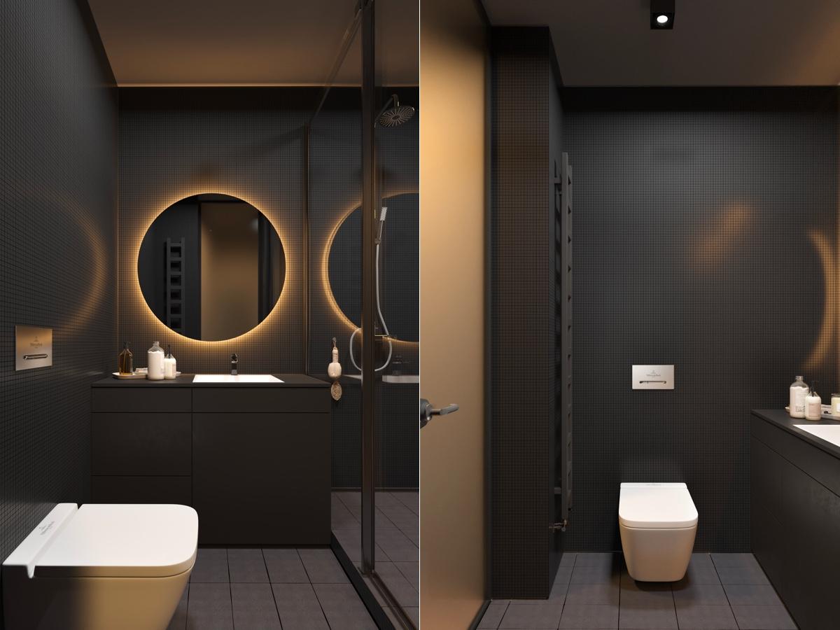 Nice ideas for decorating a bathroom