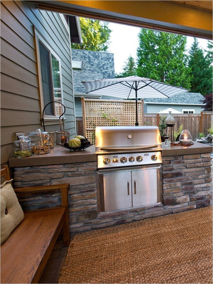 Outdoor Kitchen Ideas To Help You Build Your Own