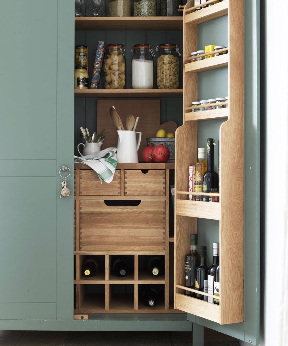 Pantry cabinet ideas: shelving and storage ideas for your kitchen