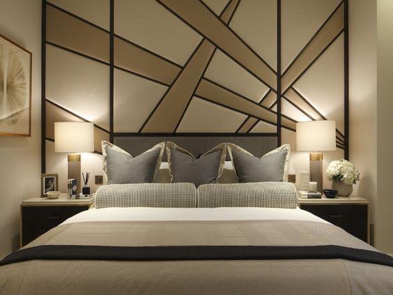 Right way to design a bedroom interior