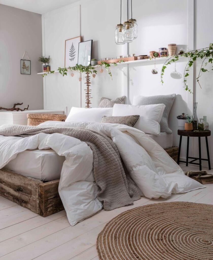 Rustic bedroom design ideas that exude comfort