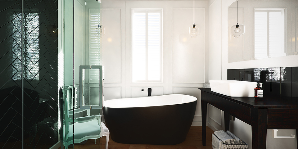 Simple ideas to update your bathroom