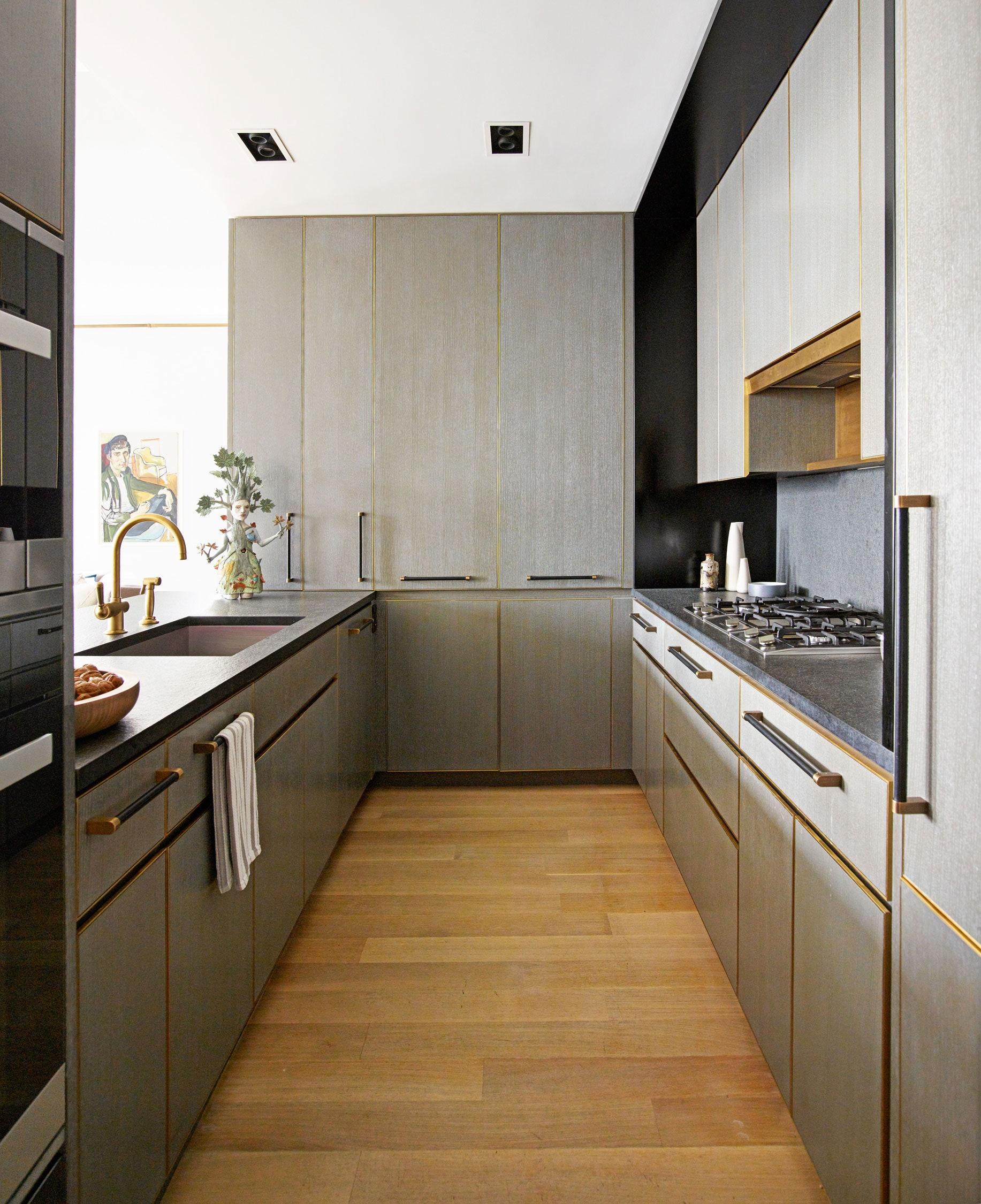 Take apartment kitchen interior design ideas as an example