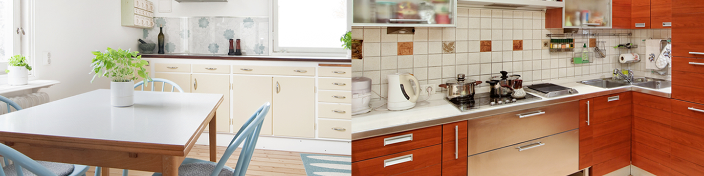 The advantages and disadvantages of open and closed kitchens