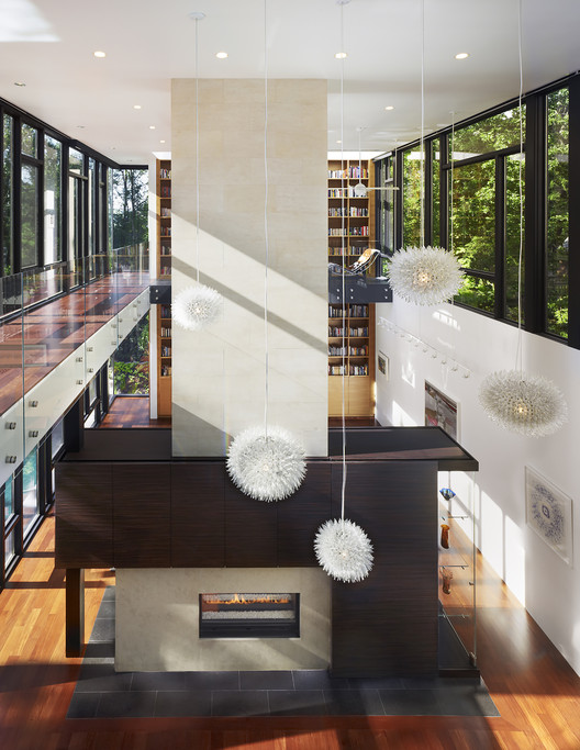 The Brandywine House is an inspiration for interior design and architecture