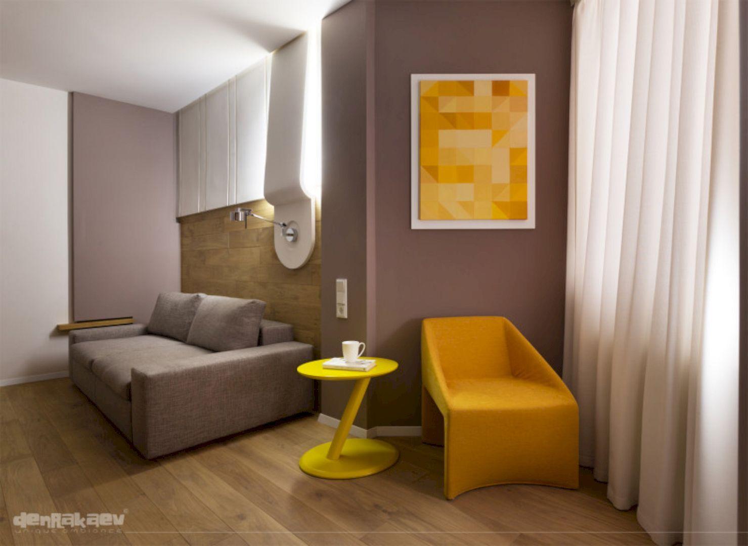 The futuristic apartment that Denis Rakaev created – Moon Box