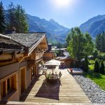 The luxurious and imposing Chalet Mont Blanc